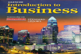 Image of Introduction to Business Textbook