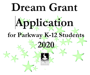Dream Grant button