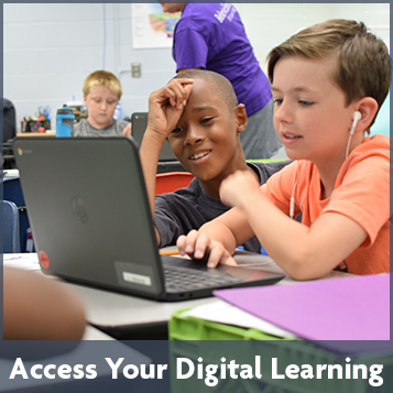 Access Your Digital Learning