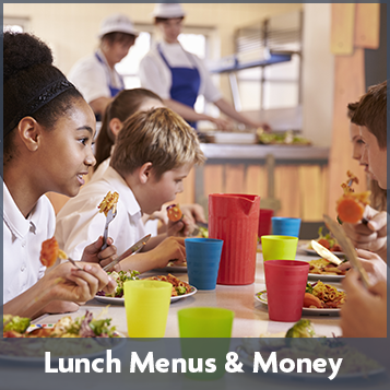 Lunch Menus and Money