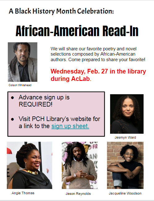 African-American Read-In