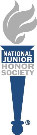 Torch logo of National Junior Honor Society