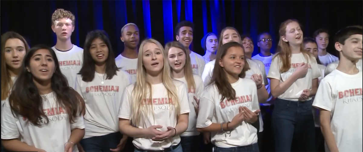 Watch PNH Choir Perform on Fox2