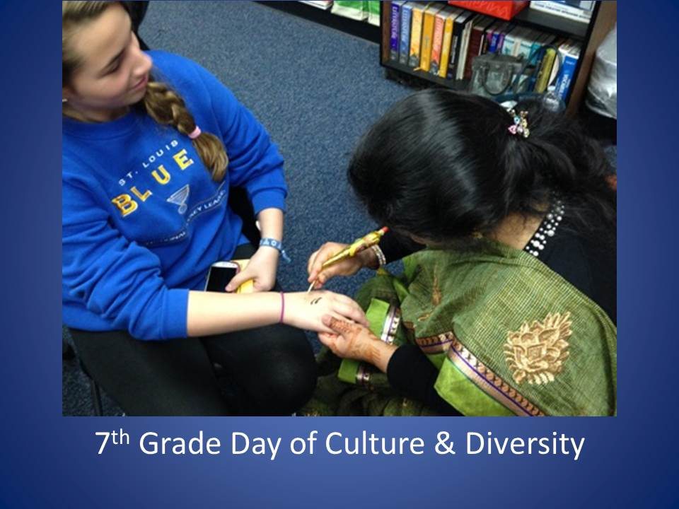 7th Grade Day of Culture