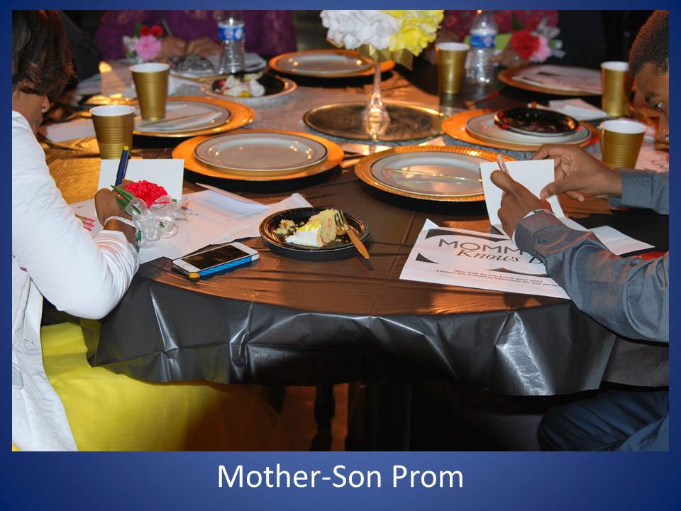 Mother-Son Prom
