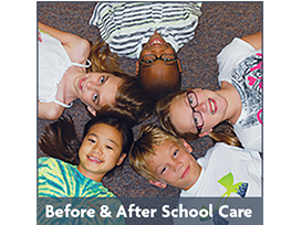 Before and after school care program