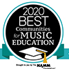 Parkway's Music Education Program Receives National Recognition