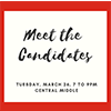 Ask the board candidates; Tuesday, March 26