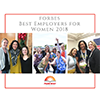 Parkway named one of 'America's Best Employers' for women by Forbes