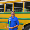 Parkway bus driver wins state bus driving safety competition