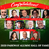 Parkway Alumni Association to induct 12 graduates into Hall of Fame