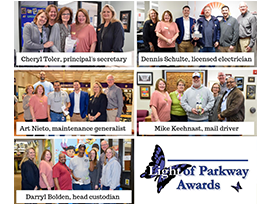 Light of Parkway winners