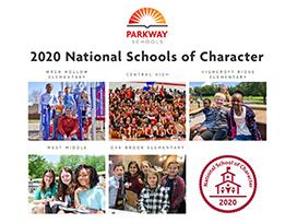 National Schools of Character graphic