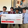 Parkway students place third at Purina Better Pets Hackathon