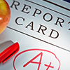 Middle and high school report cards