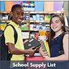 School supply lists for 2018-19 school year