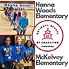 Hanna Woods Elementary named National School of Character