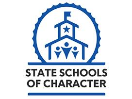 State Schools of Character logo
