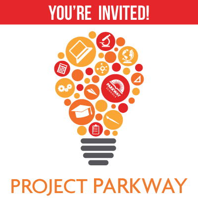 Join us at Project Parkway