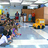 Bus safety lessons for kindergarteners