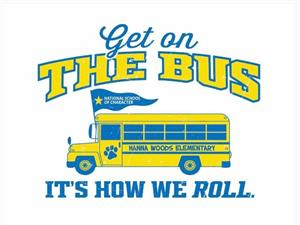 Get on the Bus! It's How We Roll