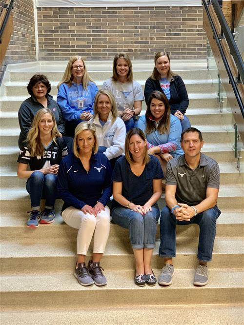 West High Counseling Team