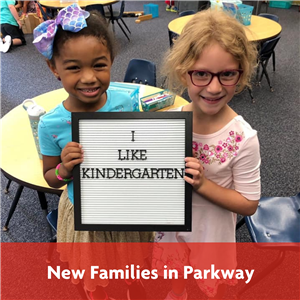 New Families in Parkway