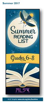 grades 6-8 summer reading list