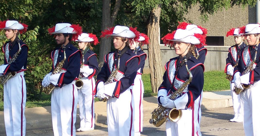 South High Marching Band